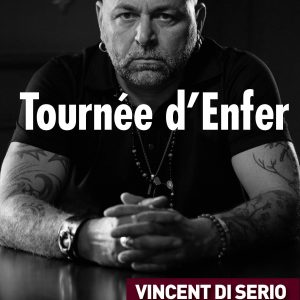 Tournée d'Enfer - Lionel Barra